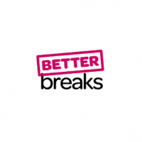 Logo of Better Breaks, one of the PIN funders