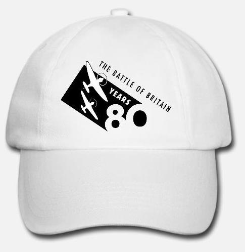 The Battle of Britain 80th Anniversary baseball cap