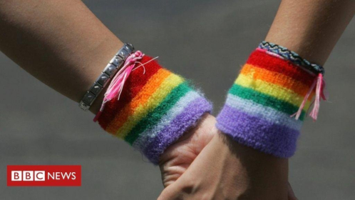 BBC News: - LGBT harassment at work widespread