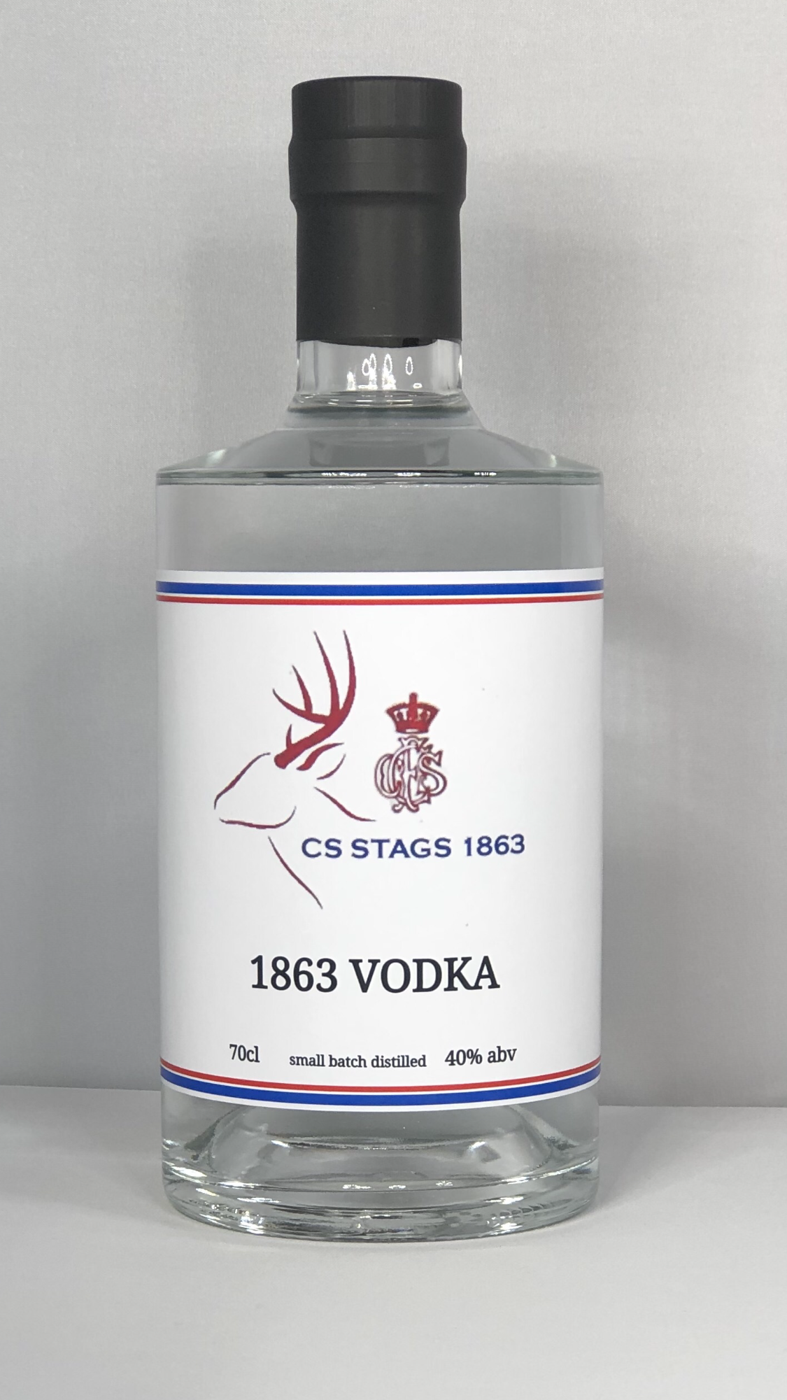 C S Stags 1863 Vodka