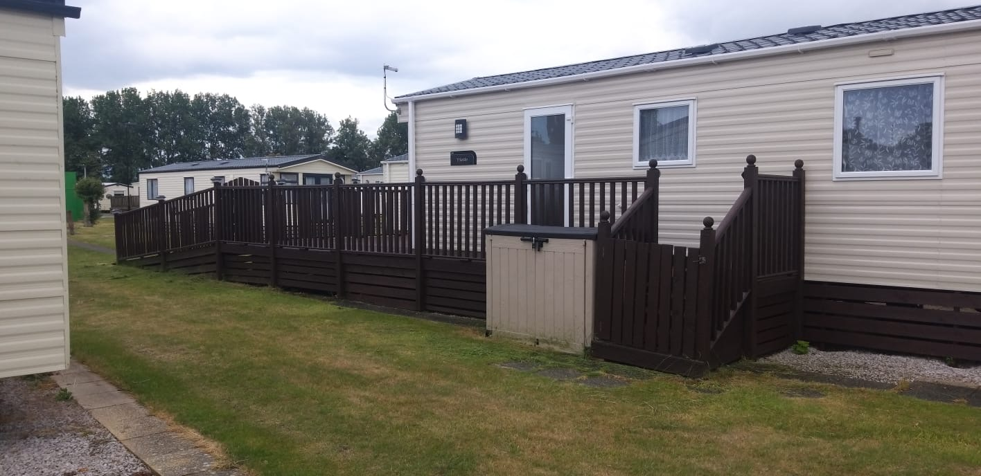 *219* Regent Bay Holiday Park, Morecambe