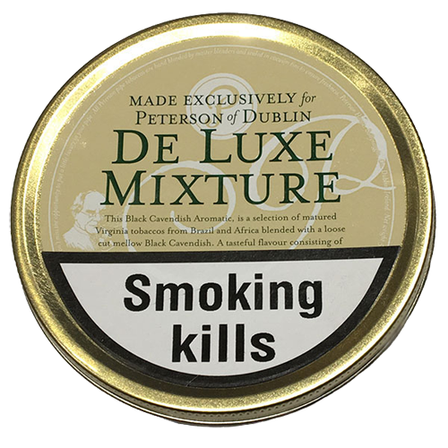 Peterson Deluxe Mixture Pipe Tobacco 50g