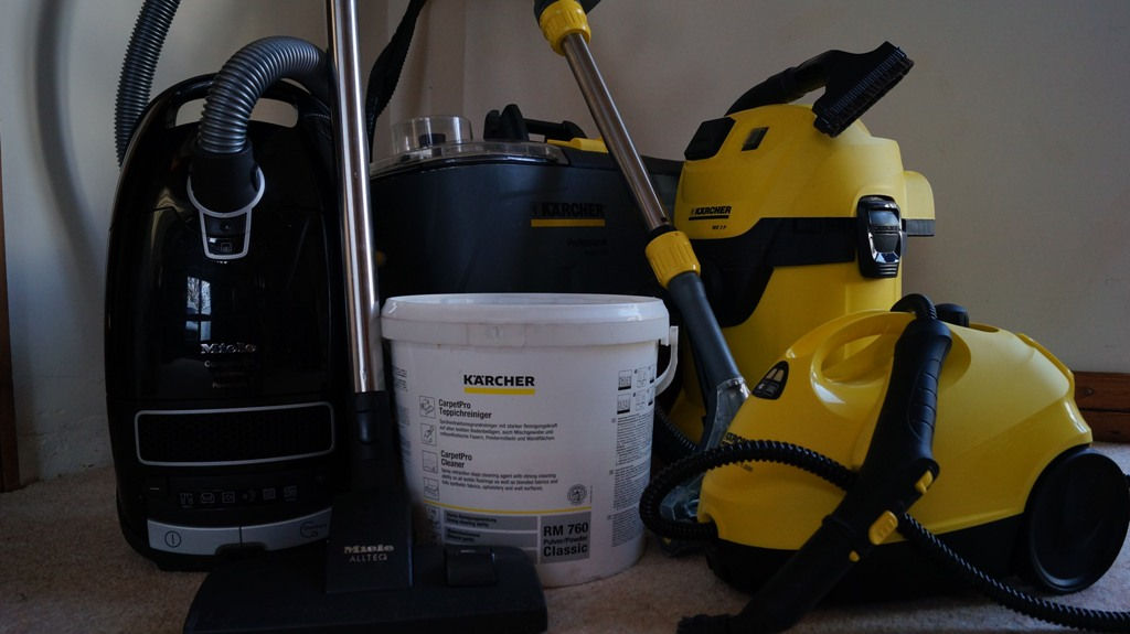 Carpet Cleaning Hereford