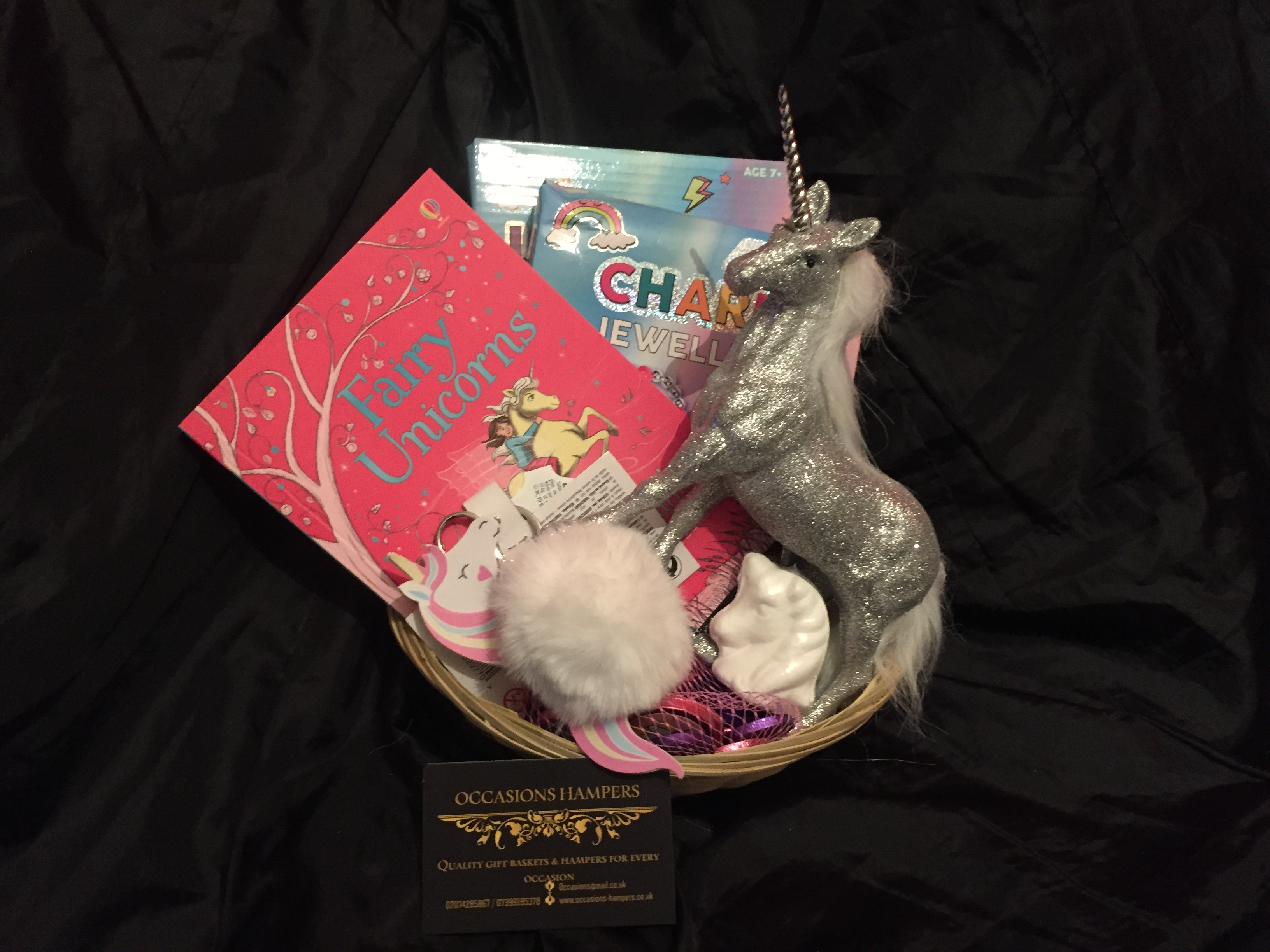 Unicorn Fans Gift Baskets