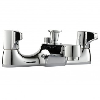 Triton EXE Bath filler tap and shower set