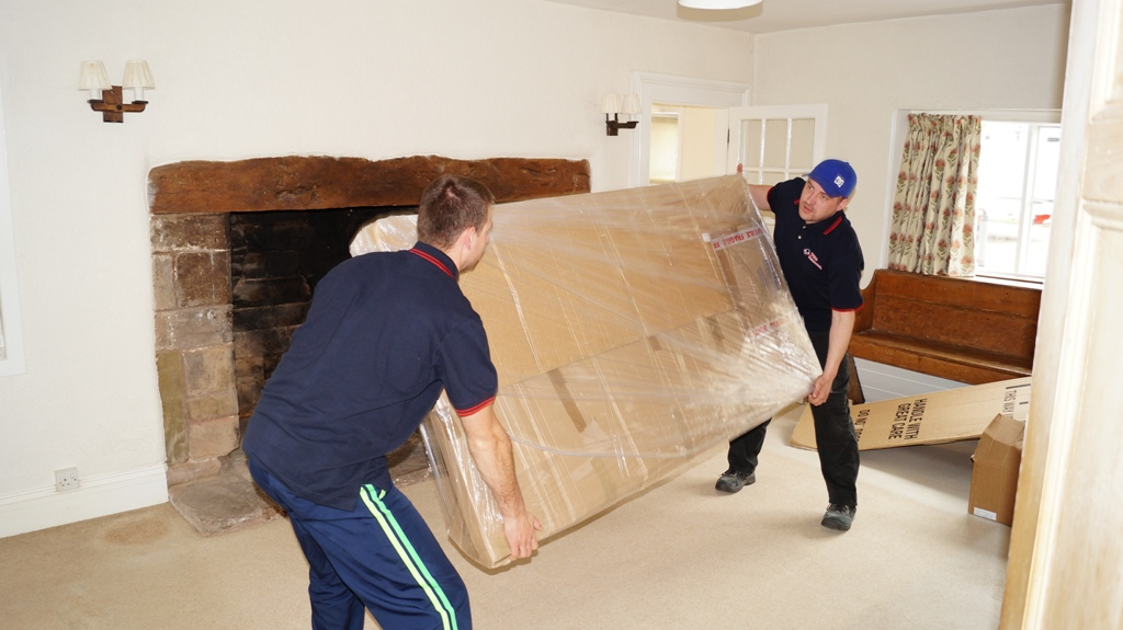 House Removals Telford
