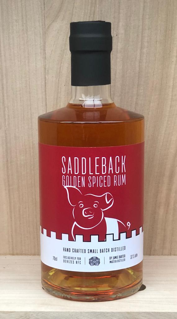 Devizes RFC - Golden spiced rum