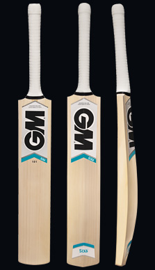 Gunn & Moore Six6 101 Kashmir Willow Cricket Bat