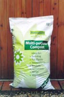 Petersfield Peat Free Multi-purpose Compost 60 Litres £8.50