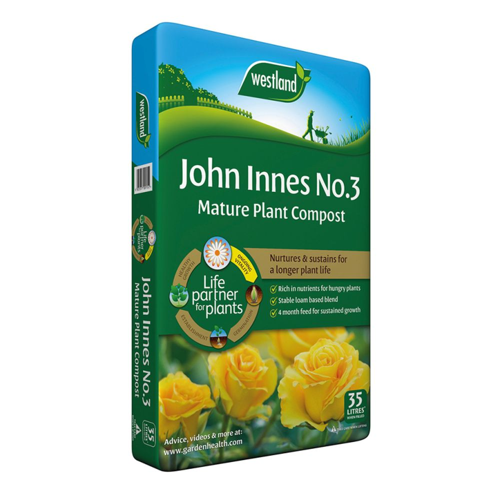 John Innes No. 3 Mature Plant Compost