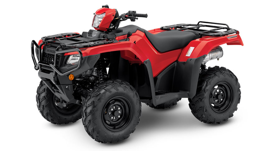 Honda Foreman PS IRS 2/4wd