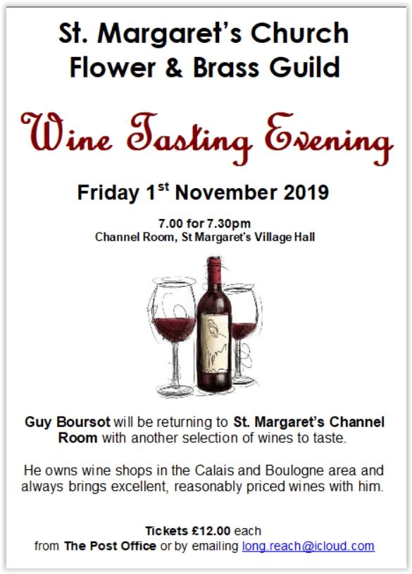 Wine Tasting Evening 2019JPG