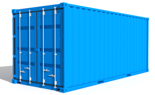 Container Storage Hereford