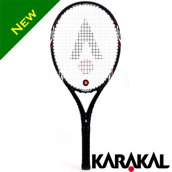 KARAKAL PRO TI 26 JUNIOR GRAPHITE TENNIS RACKET
