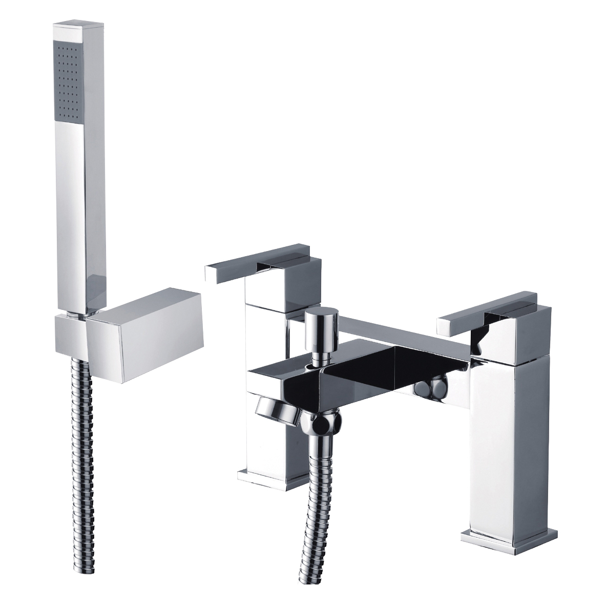 Square Bath Shower Mixer