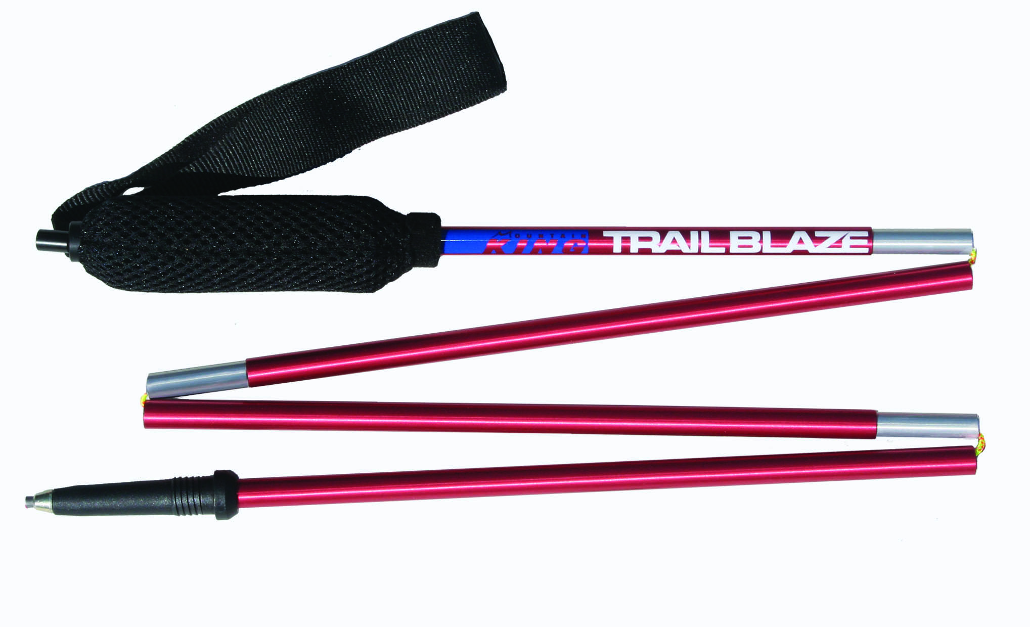 Trail Blaze -  Blue, Black, Red, Green (pair)