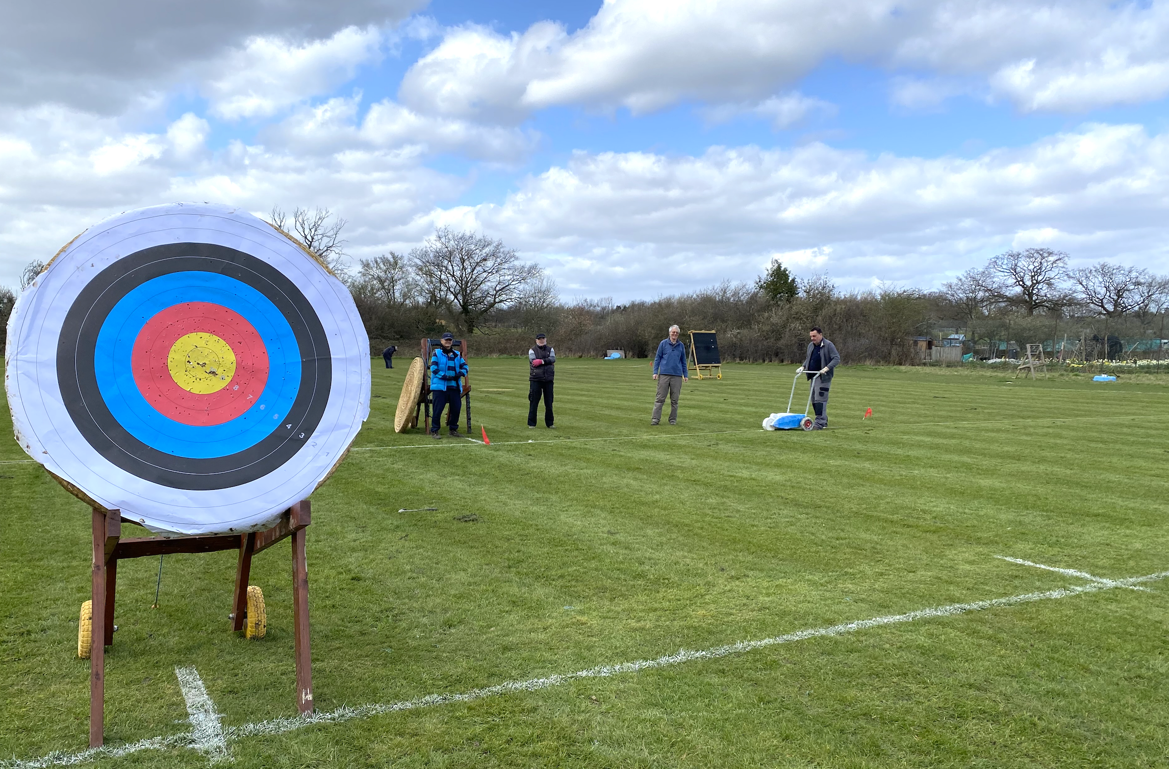 COVID safe, AGB compliant archery returns