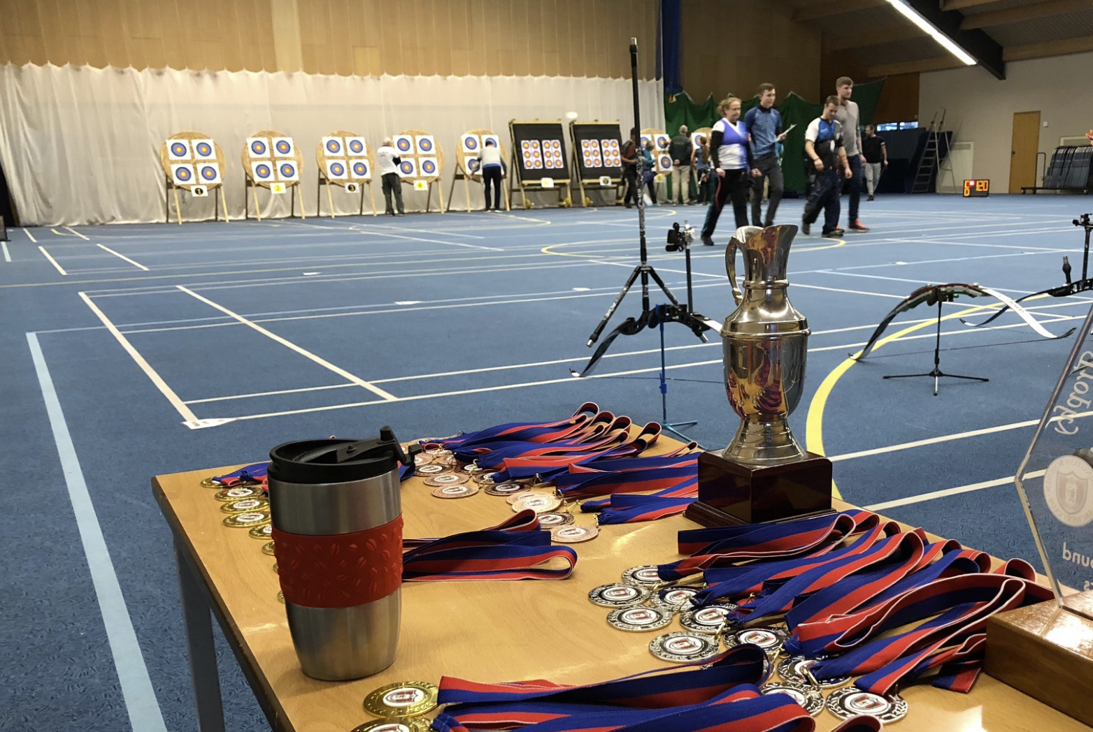 Bradford Memorial Tournament formerly King's Cup - Sat 16th February 2019