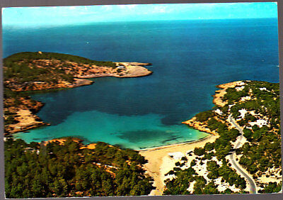 Unused-Postcard-Spain-Ibiza-Portinatxjpg