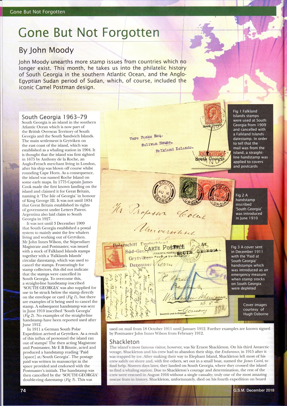 Polar Postal History Society of Great Britain