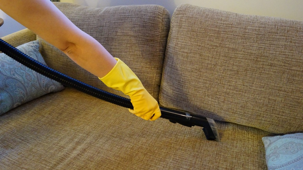 Two seater Sofa Cleaning