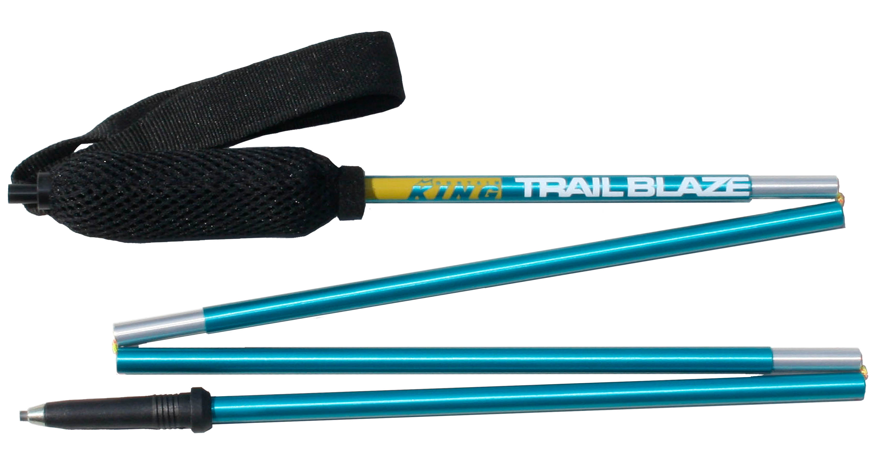 Trail Blaze - Aqua, Magenta, Orange (pair)