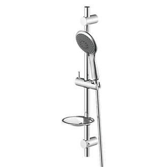 shower rail riser kit