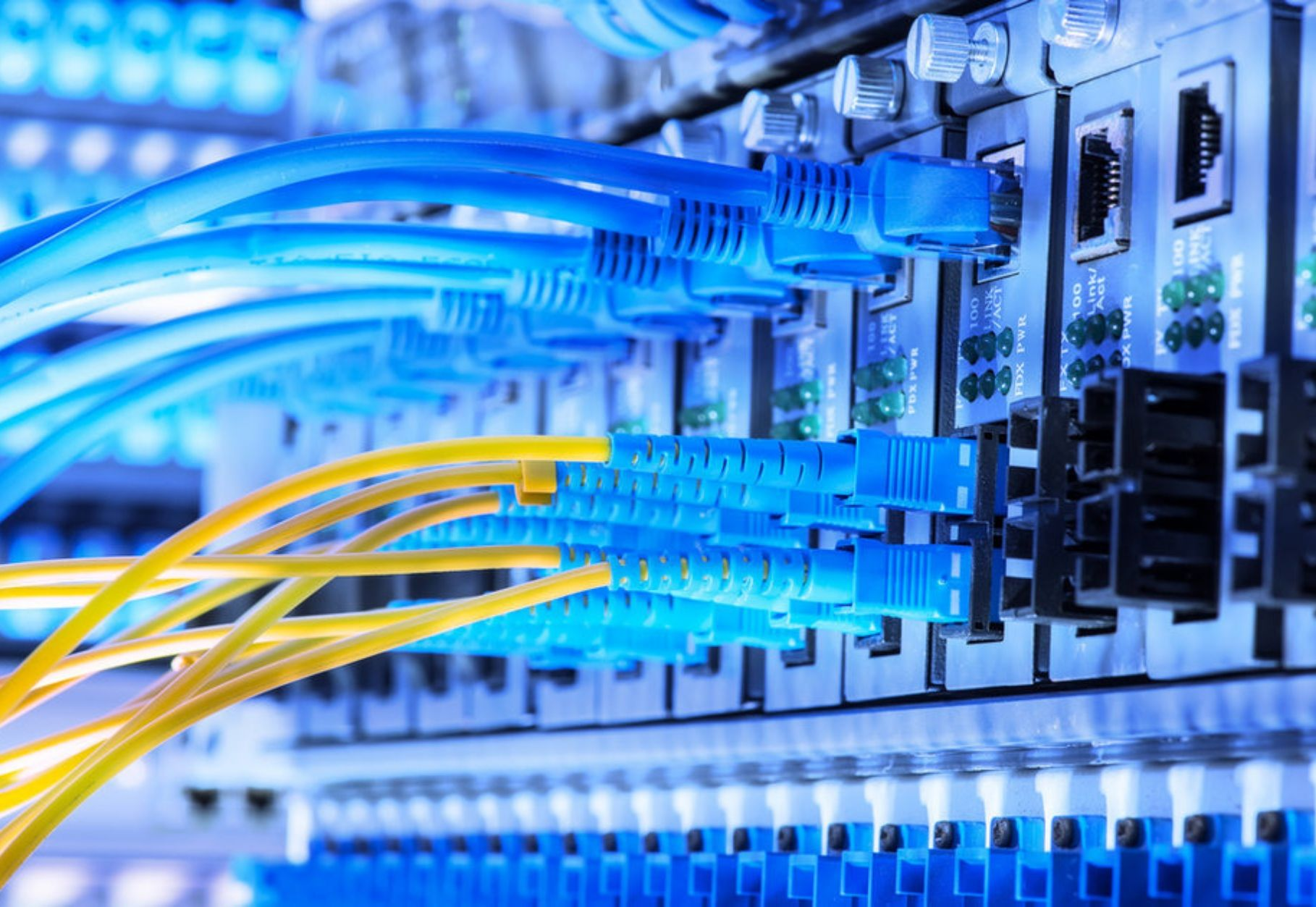 BCS Computers are experts in network installations for South West England