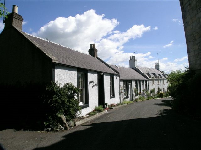 Kirkside Cottage Exterior