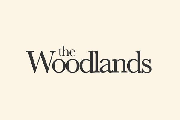 The Woodlands Logo Design.