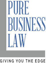 Pure Business Law Logopng