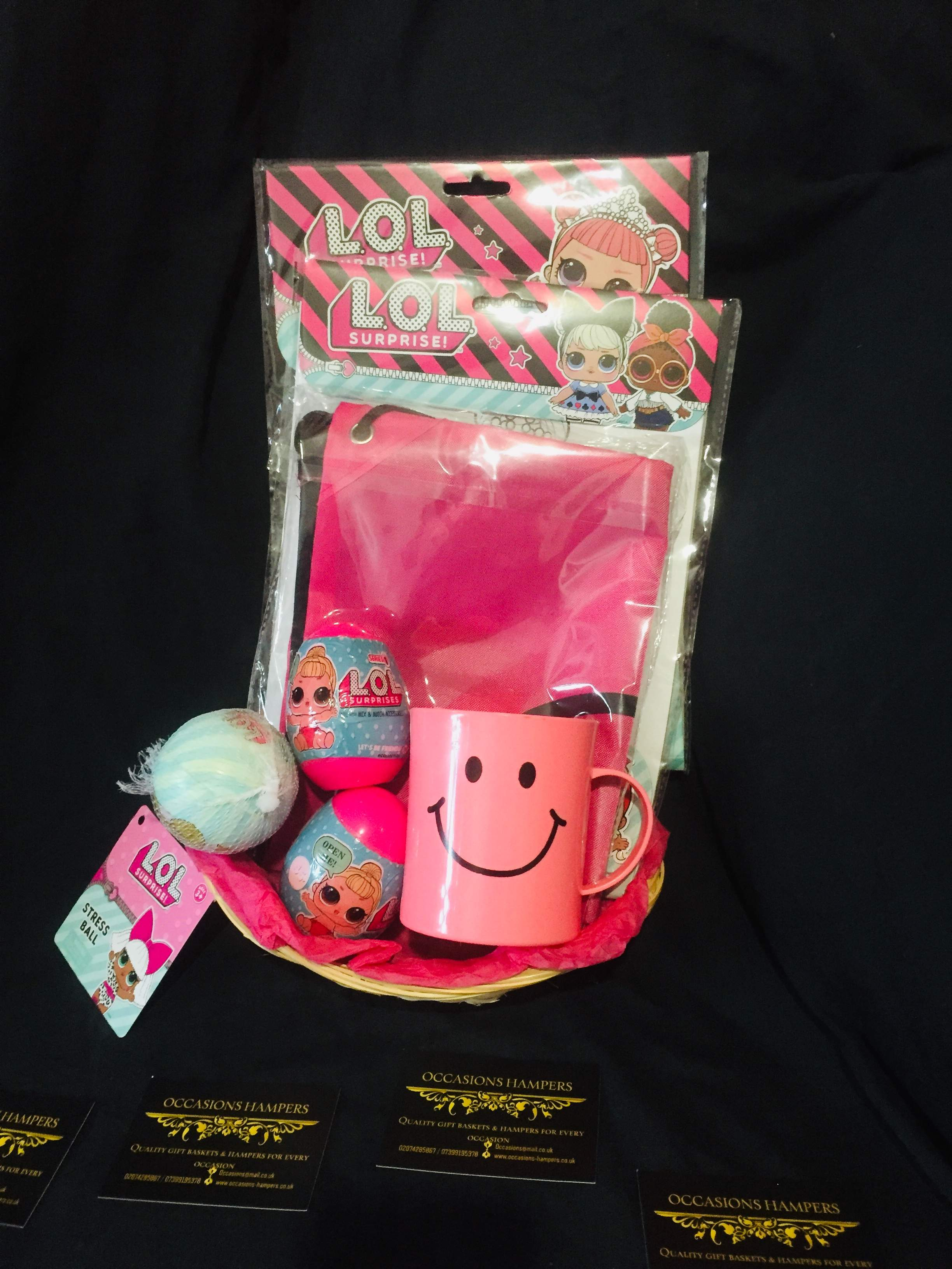 LOL SMILE Gift Set