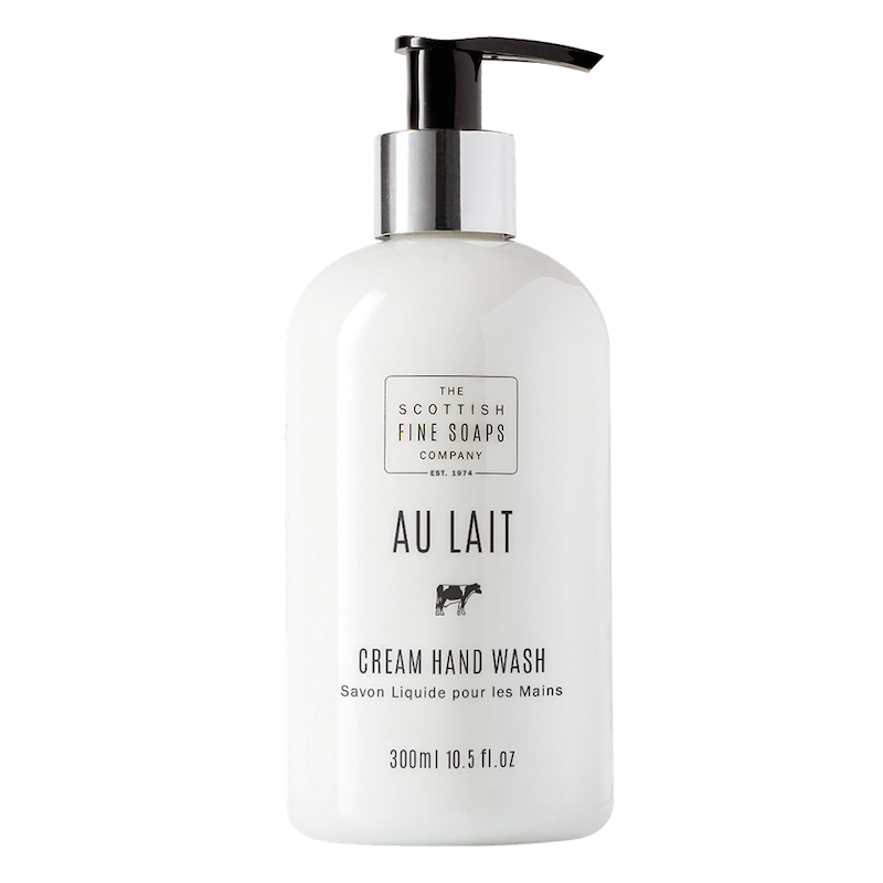 Au Lait Cream Hand Wash