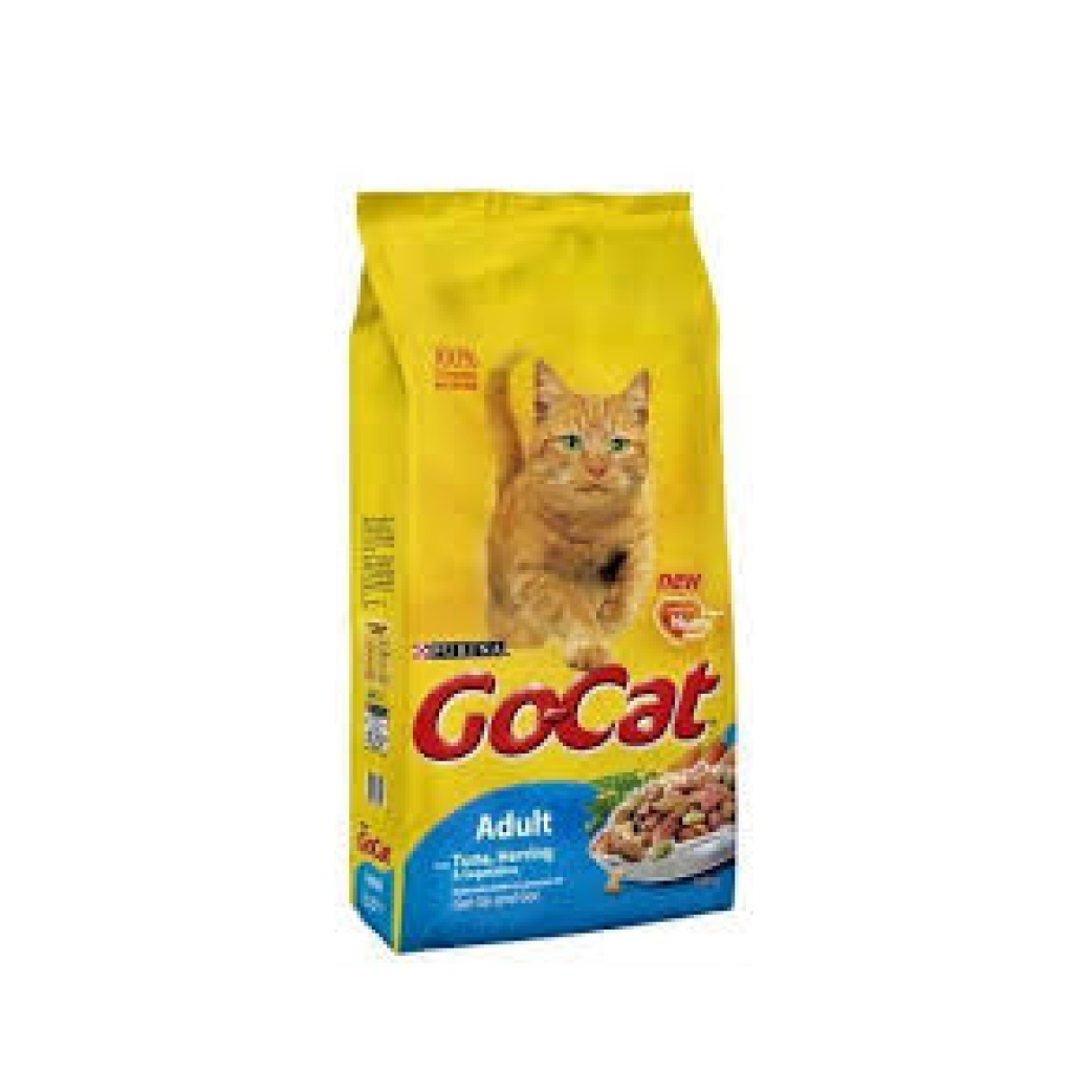Go Cat Tuna, Herring and Vegetable Adult Complete