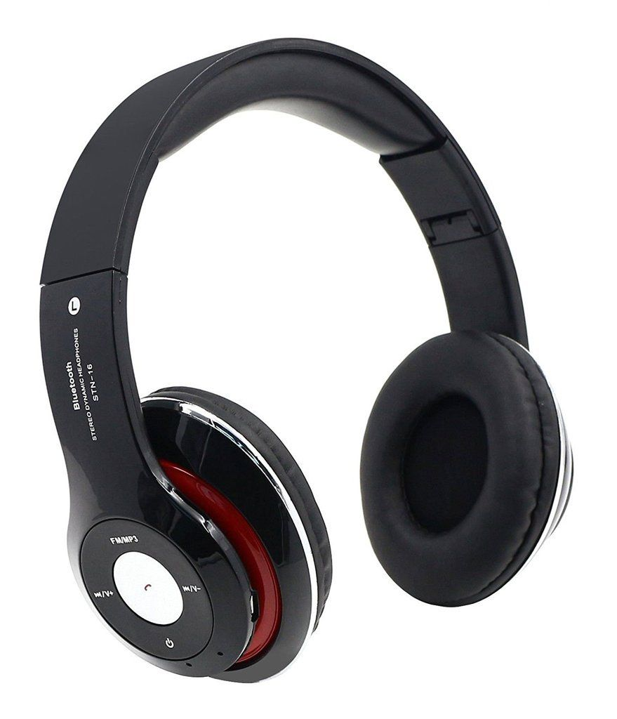 af874e7ae0b Wireless Bluetooth Stereo Headphones model STN-16