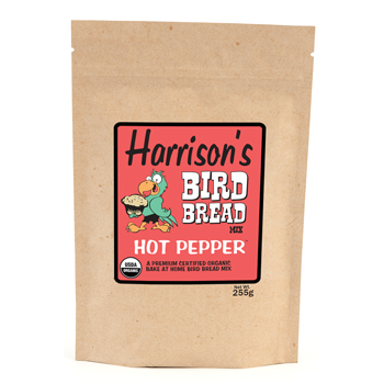 Harrison's Bird Foods Bird Bread - Hot Pepper