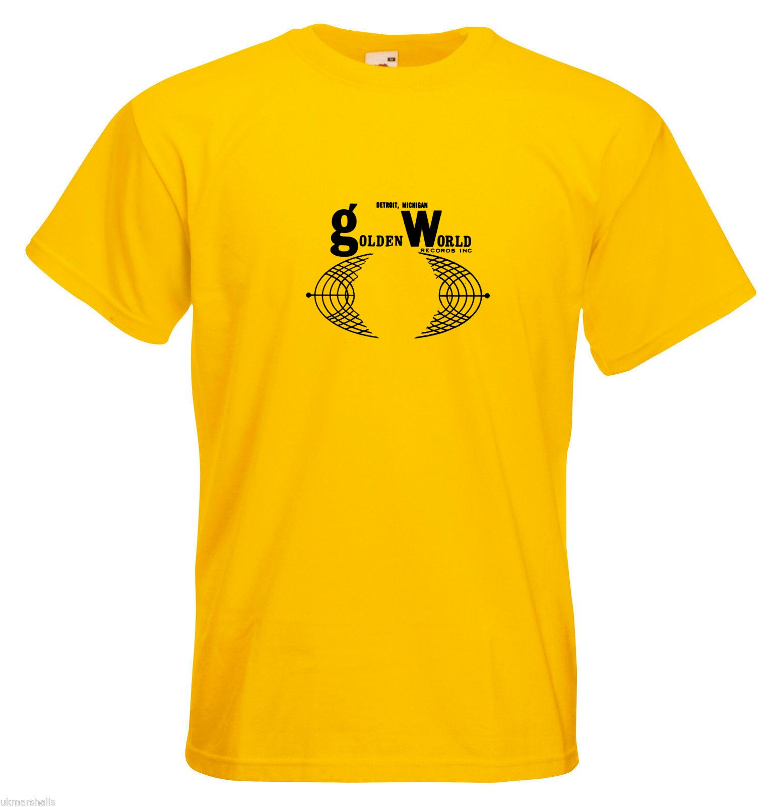 Golden World T-shirt