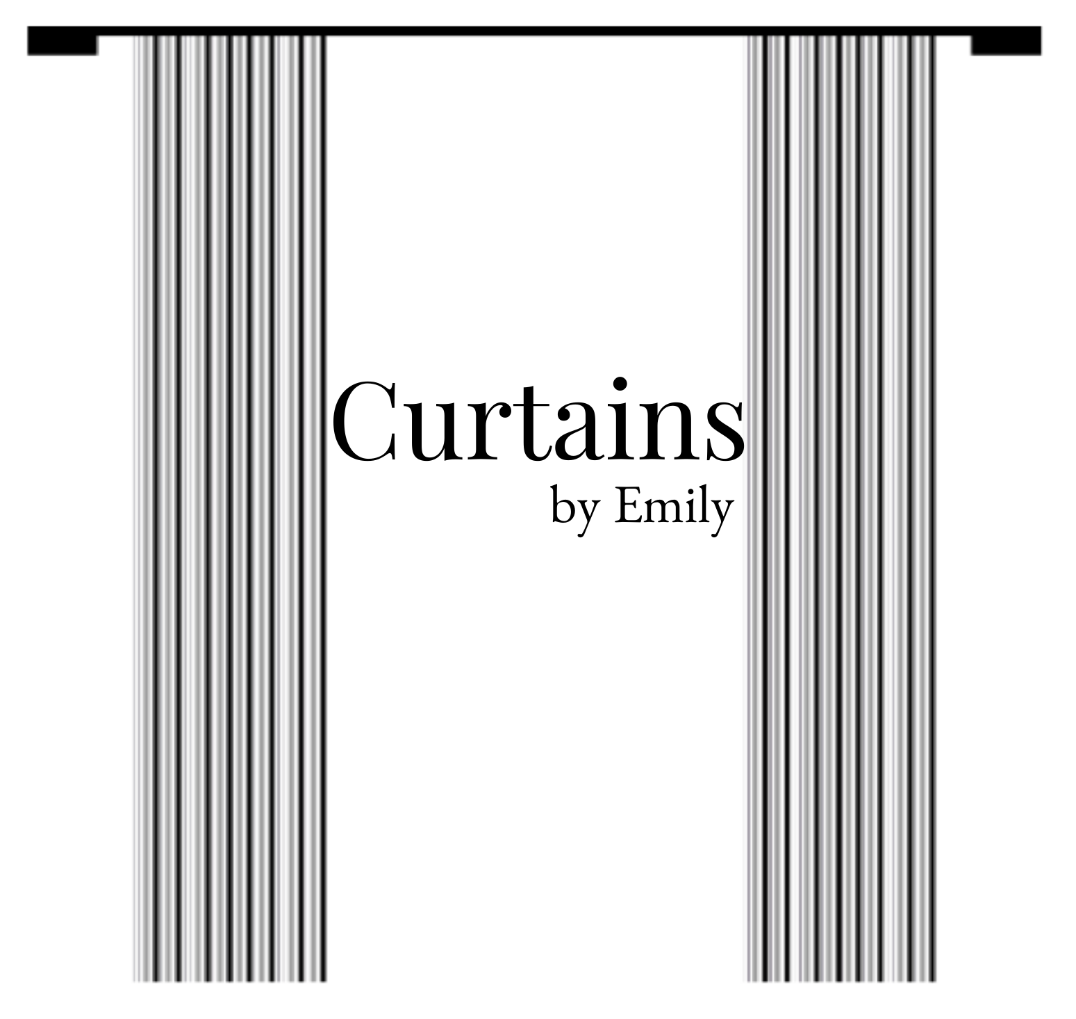 Curtains by Emily