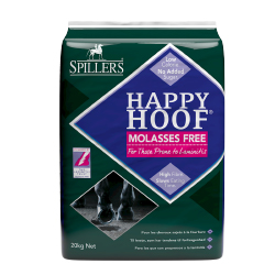 Spiller's Happy Hoof Molasses Free