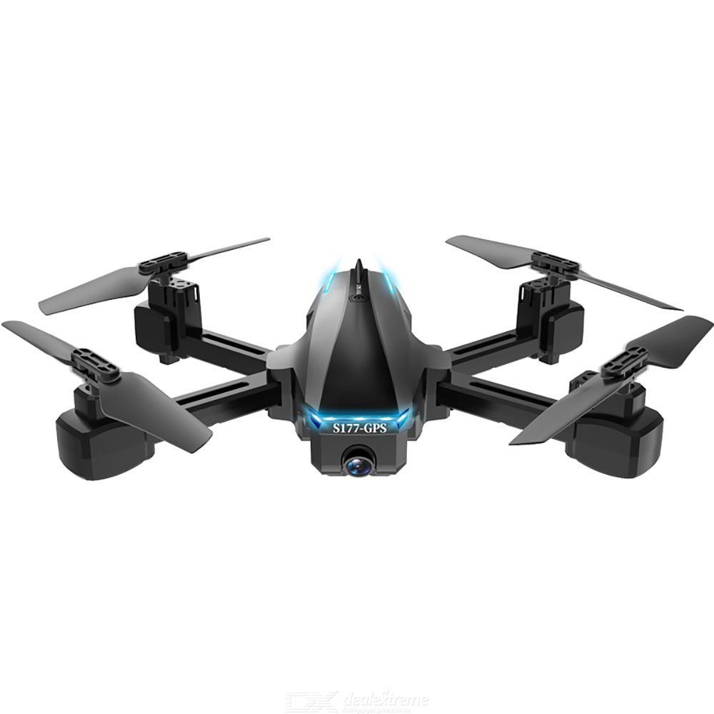 S177 RC Drone 4K HD GPS WiFi Quadcopter