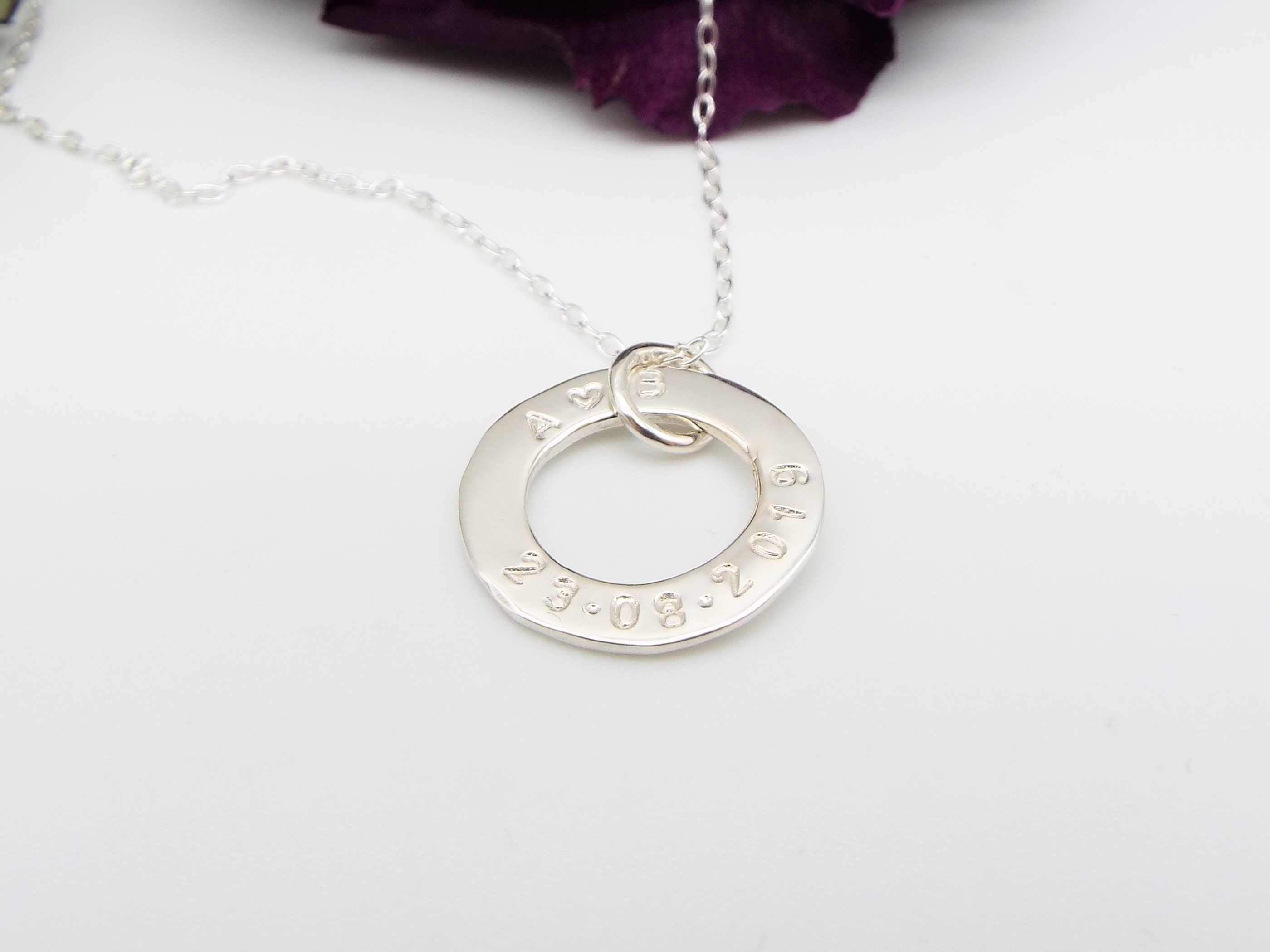 Special Date Personalised Necklace