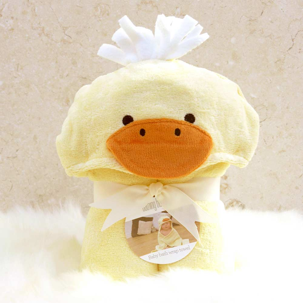 Cute Duck Baby Towel