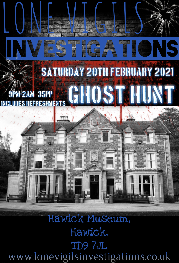 Hawick Museum Saturday 20th February 2021