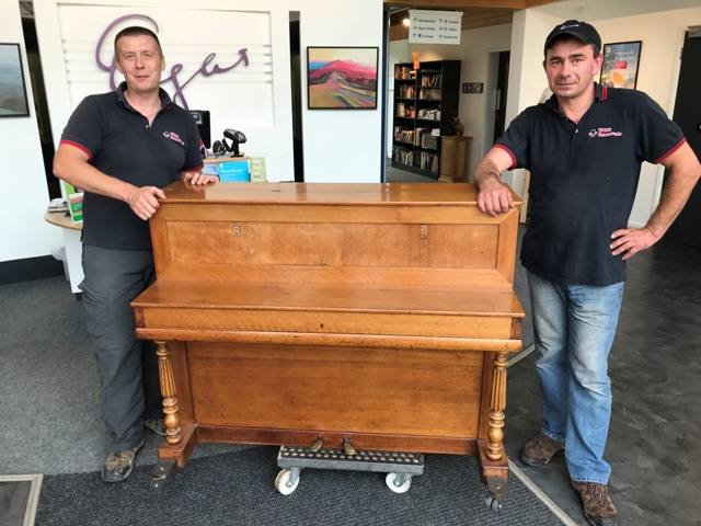 Piano Movers Herefordshire