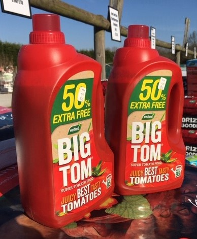 Westland Big Tom Liquid Tomato Feed