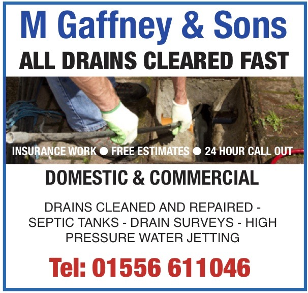 M Gaffney & Sons Drain Clearing
