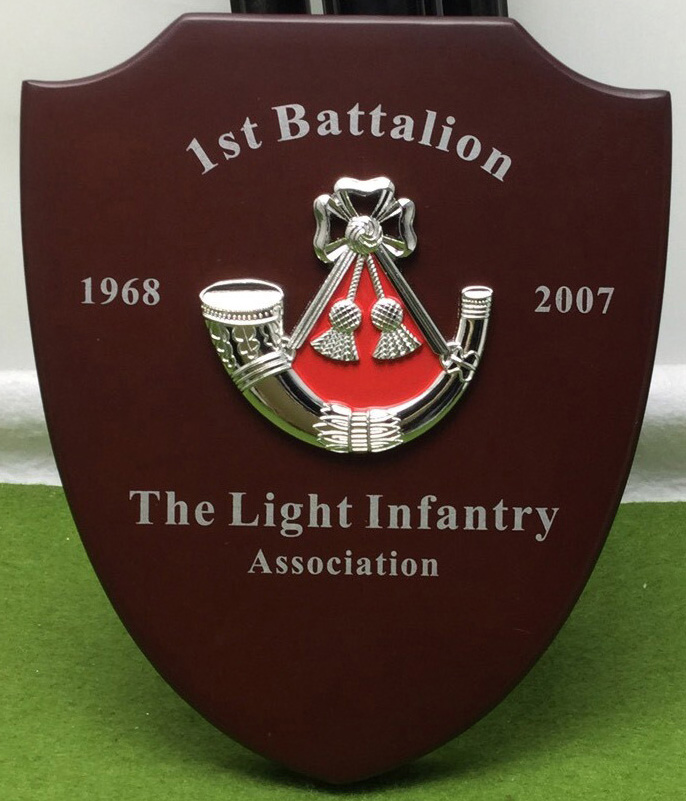 1LI Association Wall Plaque