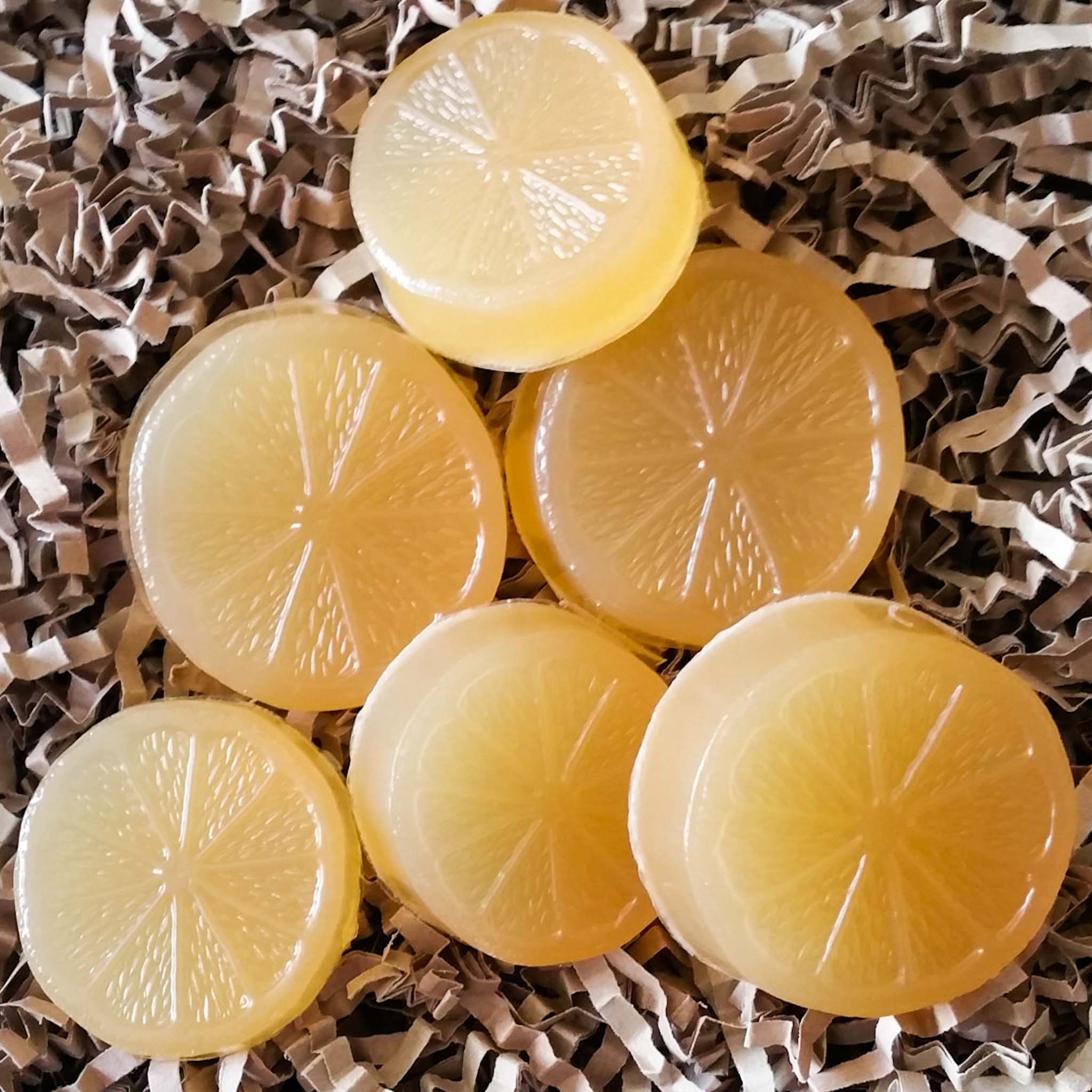 Orange Oil Luxury Soap with Natural Clay