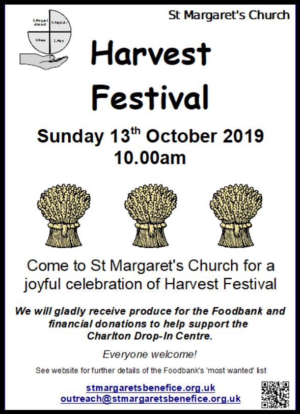 Harvest Festival 2019 posterPNG