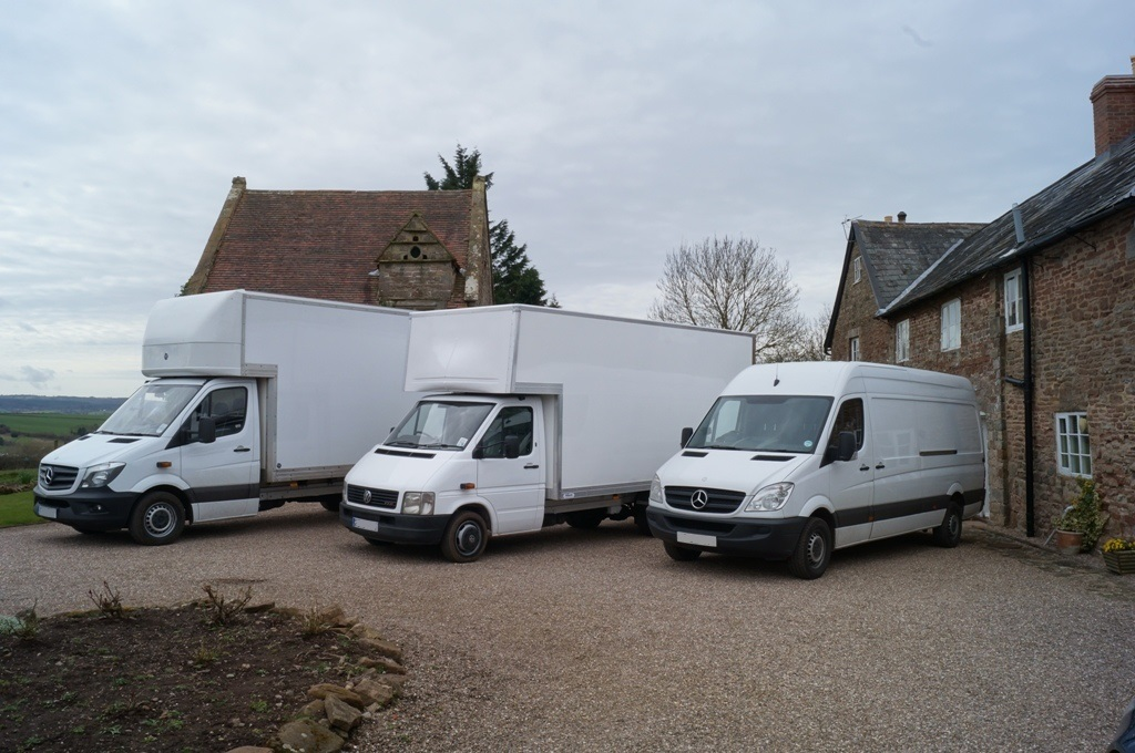 Removals Ludlow